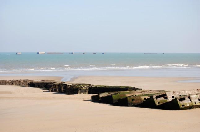 Gold Beach-Normandy